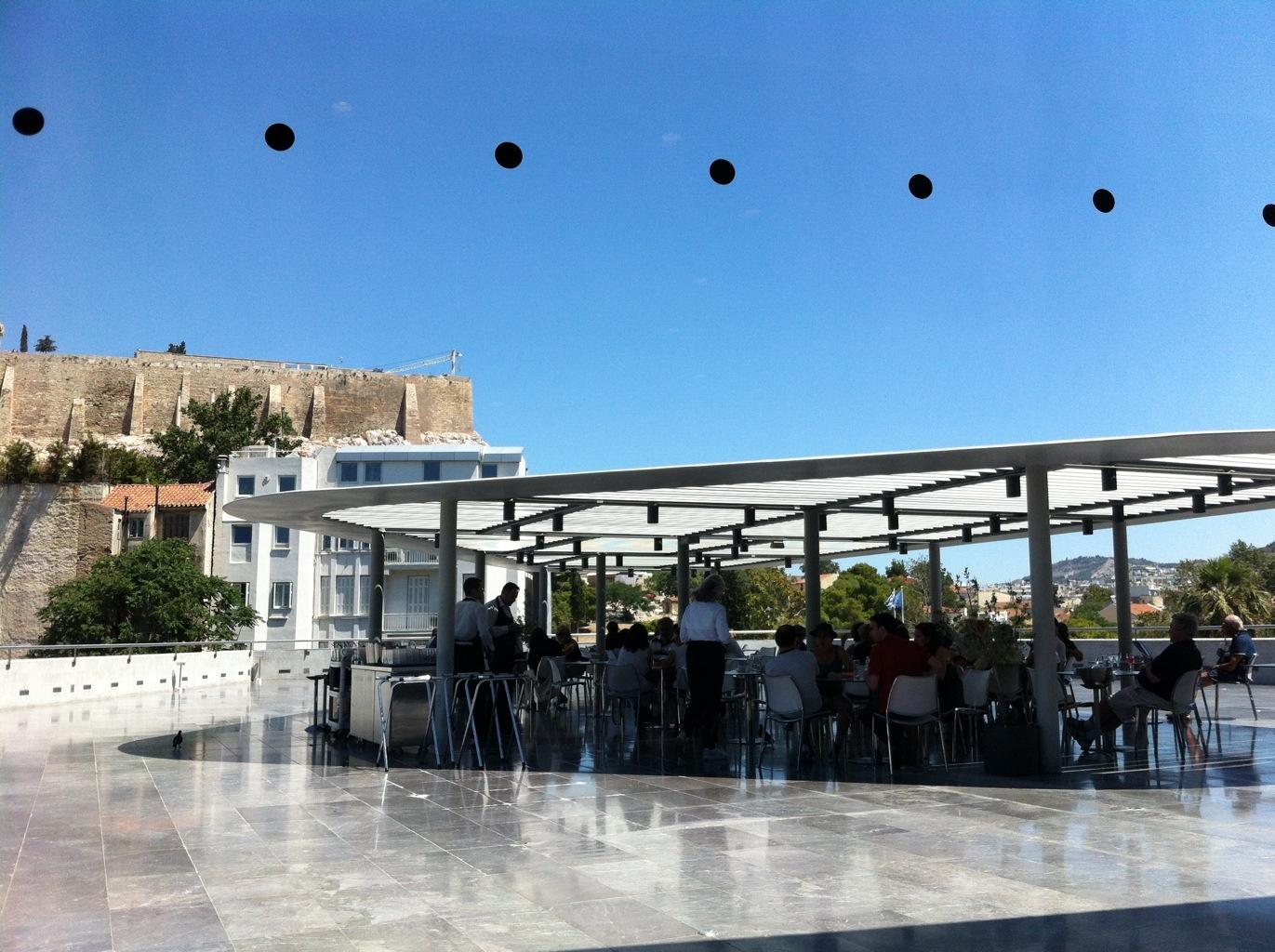 Acropolis Museum Restaurant Reviews