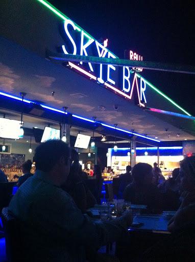 Skye Bar & Galaxy 66 Bar & Grill, a short drive away (http://www.galaxy66barandgrille.com/)