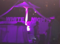 White Party at the Sailing Bar