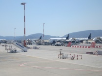 Athens Airport - Aegean Air