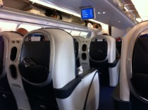 Found my seat!!