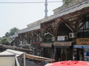 The Artisan Market - I think it was called the Arasta Bazaar