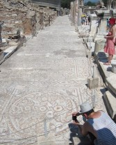 Mosaic-lined Curetes Way