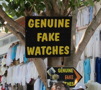 Genuine Fake Watches for sale in Ephesus, Turkey