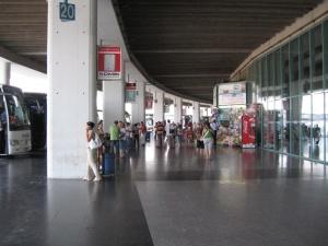 Izmir bus station - Image found on http://forum.kusadasi.biz/threads/transport-to-izmir.11601/ courtesy of Kusadasi Explorer Hephaestion