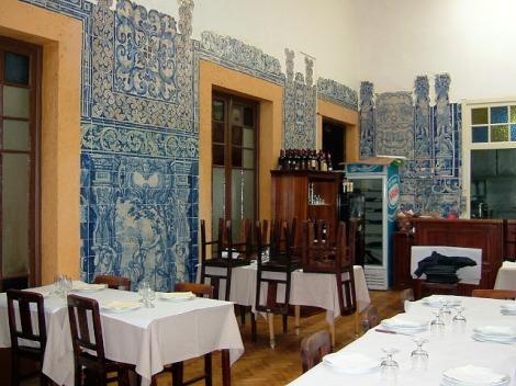 Another shot inside Casa do Alentejo
