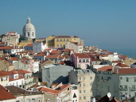 Another view of Lisbon